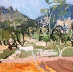 Spring Beerwah, Glass House Mountains I